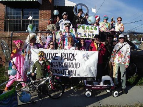 2006 holiday parade